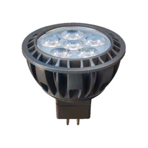 MR16 LED - 7-Watt, 3000K, 15 DEG, 8-25VAC, Dimmable, 1.2A Max Current