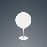 Artemide 104 Castore Max 150W E26 White Table Light 120V - Seginus Lighting