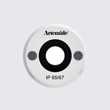 Artemide T40815W55 Ego 1.5W LED 55 Round Outdoor Ceiling Recessed Downlight 24V - Seginus Lighting