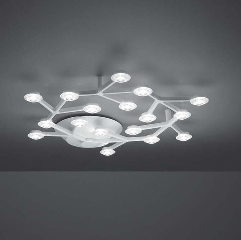 Artemide 1594058A Led Net Dimmable 30W Circular Ceiling Light - Seginus Lighting