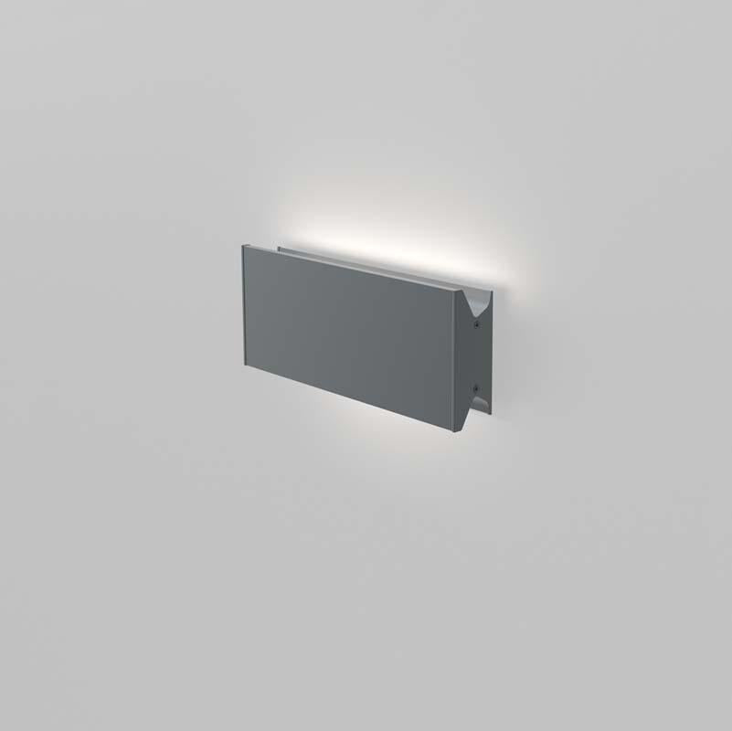 Artemide RDLF1B93 Lineaflat 20W 2-Wire Dimmable 12 Inch Dual LED Wall/Ceiling Light - Seginus Lighting