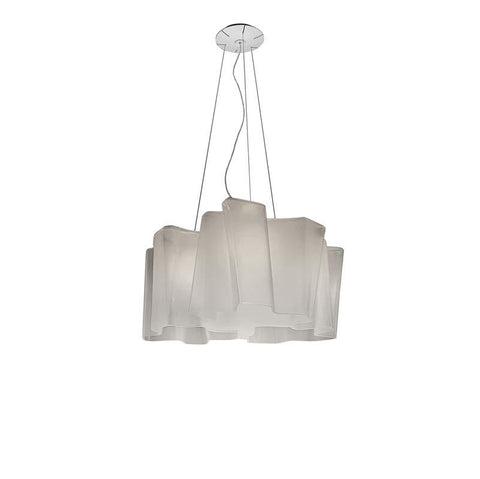 Artemide 06980 Logico Triple Nested Max 100W E26 Mini Suspension Light 120V - Seginus Lighting