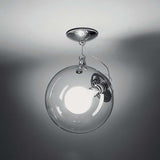 Artemide A0228 Miconos Max 150W E26 Ceiling Light - Seginus Lighting