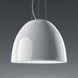 Artemide A2434 Nur Gloss 43W LED Dimmable Suspension Light - Seginus Lighting
