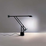 Artemide A008108 Tizio 20W Black Mico Table Hal Light - Seginus Lighting