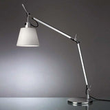 Artemide TLS000 Tolomeo Max 75W E26 Aluminum Base Table Light with Shade - Seginus Lighting
