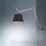 Artemide TLM11 Tolomeo Mega Max 150W E26 Aluminum Wall Light - Seginus Lighting