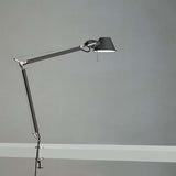 Artemide TOL008C Tolomeo Midi 9W LED Aluminum Table Light with Clamp - Seginus Lighting
