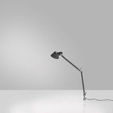Artemide TOL006 Tolomeo Mini Max 100W E26 Aluminum Table Light with In-Set Pivot - Seginus Lighting