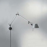 Artemide TOL112 Tolomeo Mini Max 100W E26 Wall Light - Seginus Lighting