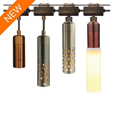 Auroralight HDL11-ACS Taos Outdoor Hanging Lights