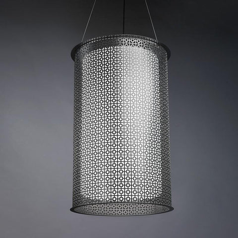 Clarus 14306-CH Indoor/Outdoor Cable Hung Pendant By Ultralights Lighting