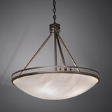 Compass 9924-24-CH Indoor/Outdoor Chain Hung Pendant By Ultralights Lighting
