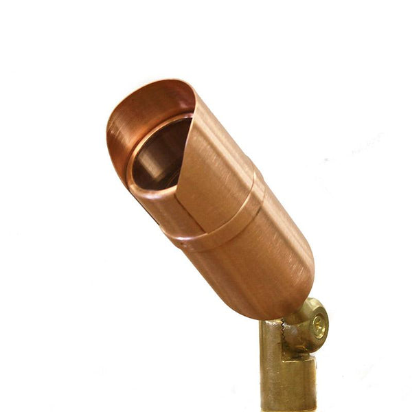 CopperMoon Lighting CM.100 Copper Bullet Uplight With Stake