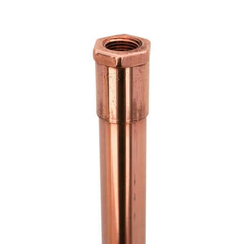 CopperMoon Custom Copper Stem ONLY for CM.15 path light