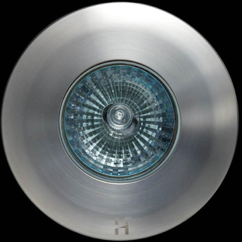 Hunza 20W Halogen FL Floor Lite Round - Seginus Lighting