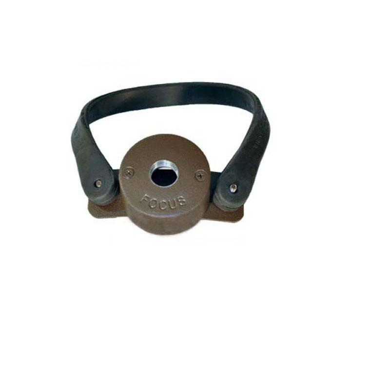 """Focus Industries FA-24-MDCST Series 2.65"""" Round Tree Mount Canopy"""
