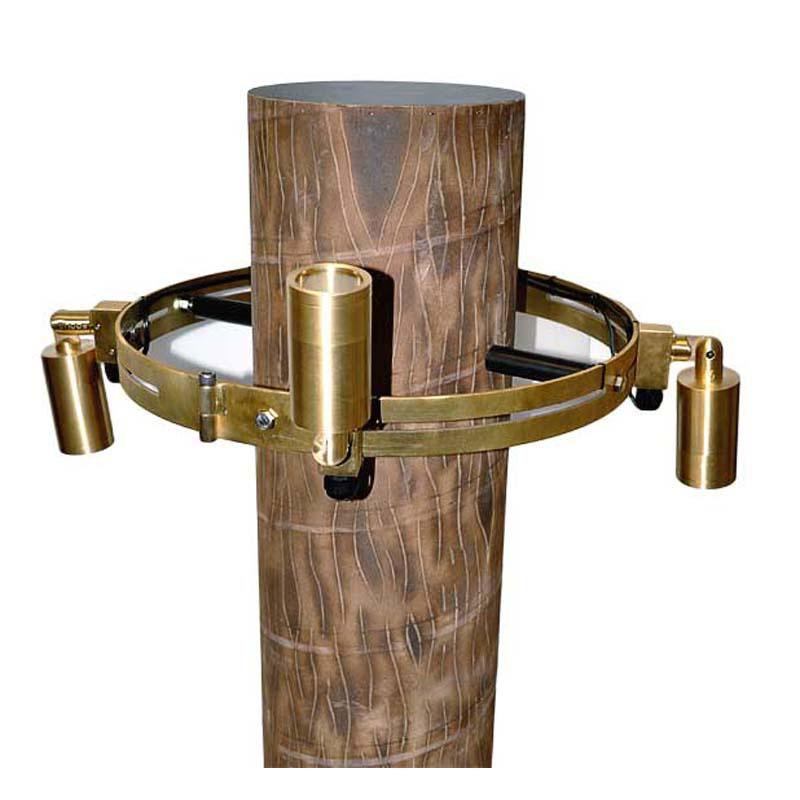 Focus Industries FA-TR Series Tree Rings  with 4 Fixture Hubs