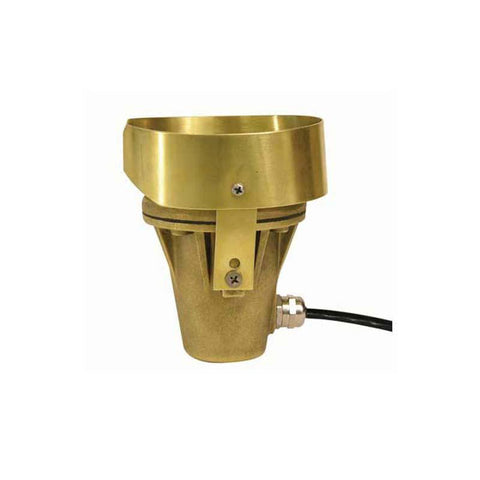 Focus Industries PGL-05 Series 20W MR16 Brass Putting Cup Light