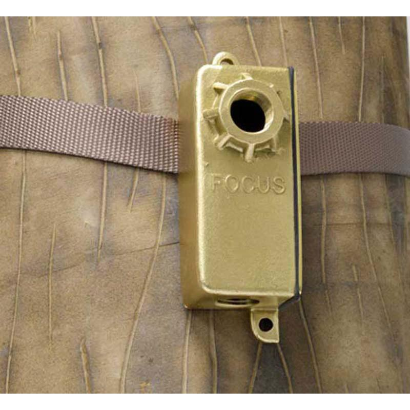 Focus Industries TPS Series Tree Mount 120V Junction Box with Polyester Strap