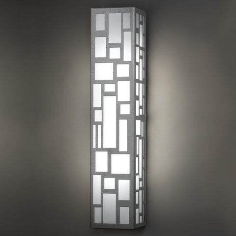 Genesis 11218-24-VM Outdoor Vertical Mounting Wall Sconce By Ultralights Lighting