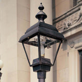 Hadco Urban Plymouth Post Top Grand (31800) Post Light Additional Image 5
