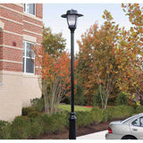Hadco Urban Refractive post top with LumiLock LED (CL32/CL52) Post Light Additional Image 1
