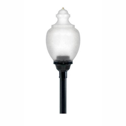 Hadco Urban Victorian Post Top with EcoSwap LED (VL72) Post Light