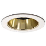 Halo 1421 LV Reflector 35 Tilt 4 Inch MR16-PAR16 Trims Additional Image 4