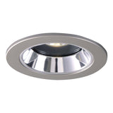 Halo 1951 LV Regressed Lensed Showerlight 4 Inch MR16-PAR16 Trims Additional Image 1