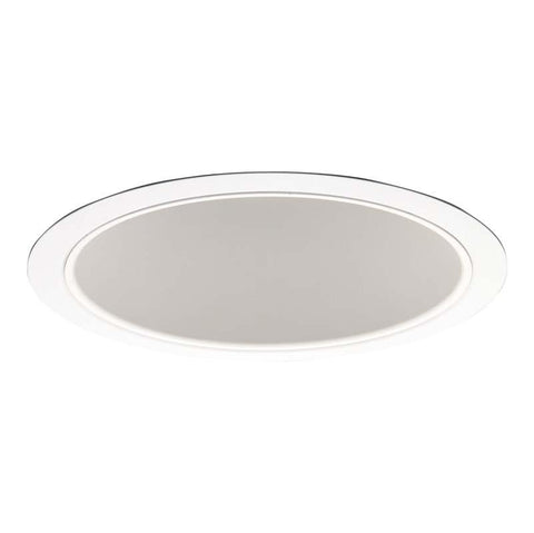 Halo 4051 Self Flanged White Reflector 6 Inch Trims