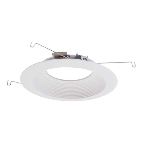 Halo 696WB Shallow Baffle Trim 6 Inch ML56 LED Trims