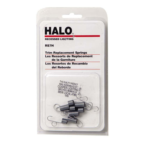 Halo RS7H Coil Spring Replacement Kit