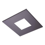 Halo TL42S 4 Inch LED Square Trim with 2 Inch Open Pinhole Aperture Additional Image 2