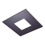Halo TL42S 4 Inch LED Square Trim with 2 Inch Open Pinhole Aperture Additional Image 5