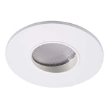 Halo TL45R 4 Inch LED Round Trim with 2 Inch Lens Wall Wash Pinhole Aperture Additional Image 1