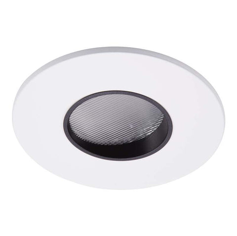Halo TL45R 4 Inch LED Round Trim with 2 Inch Lens Wall Wash Pinhole Aperture