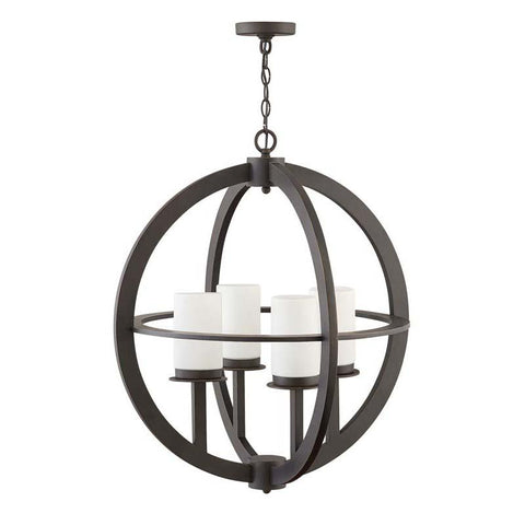 Hinkley 1018OZ Outdoor Compass Oil Rubbed Bronze Pendant Lights