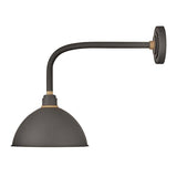 Hinkley 10514 Outdoor Foundry Dome Wall Lights