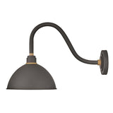 Hinkley 10544 Outdoor Foundry Dome Wall Lights