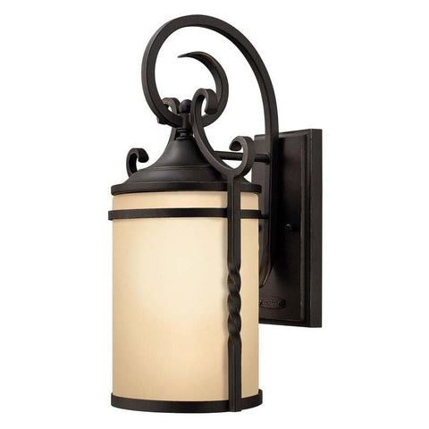 Hinkley 1140OL Outdoor Casa Olde Black Wall Lights
