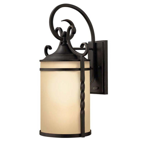 Hinkley 1145OL Outdoor Casa Olde Black Wall Lights