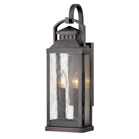Hinkley 1184 Outdoor Revere Wall Lights