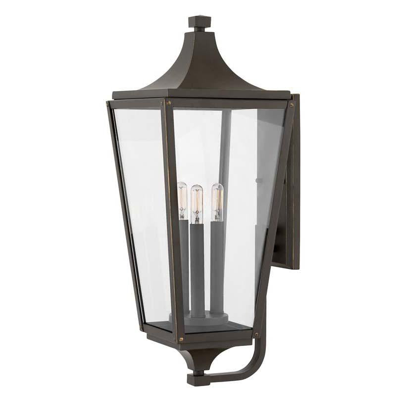 Hinkley 1295OZ Outdoor Jaymes Oil Rubbed Bronze Wall Lights