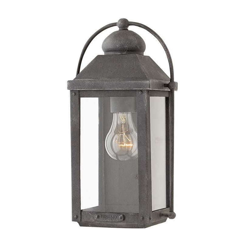 Hinkley 1850 Outdoor Anchorage Wall Lights