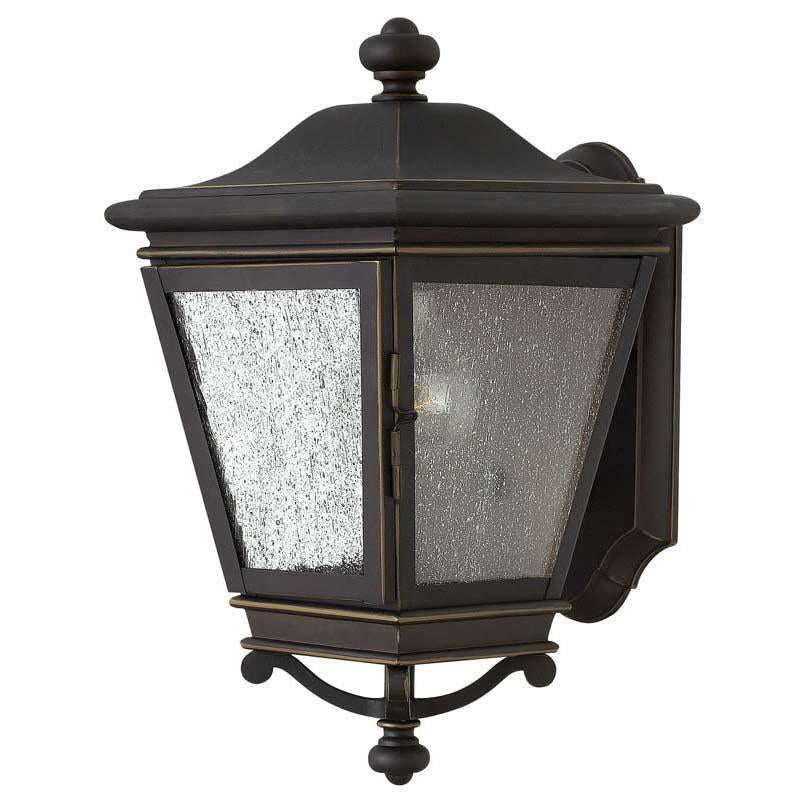 Hinkley 2460OZ Outdoor Lincoln Oil Rubbed Bronze Wall Lights