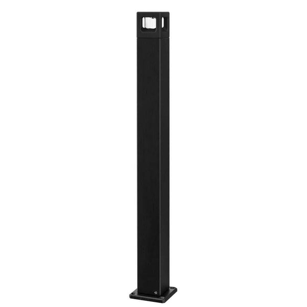 Hunza Lighting CBOLCL 4W Pure LED Cube Bollard Cloak - Seginus Lighting