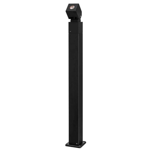Hunza CPS/L-SC 1W Pure LED Cube Pole Spot with Static Colors - Seginus Lighting