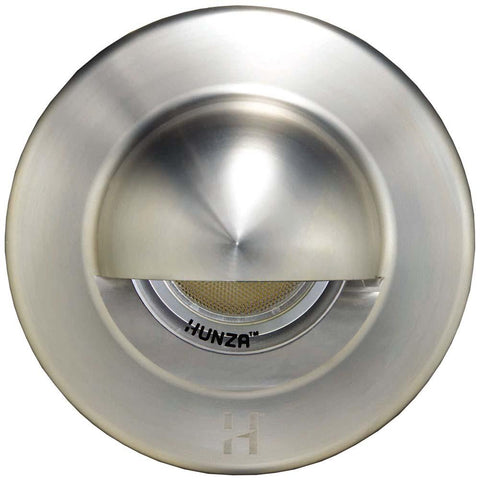 Hunza Lighting Euro Step Light Solid Eyelid - Seginus Lighting