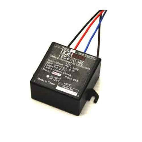 Hunza 6W Lightech 350MA Constant Current Driver - Seginus Lighting